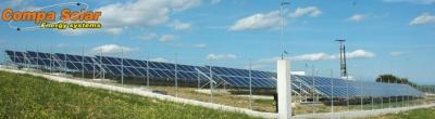 Φωτοβολταϊκός σταθμός 100kWp σε αγρό - Δομοκός 2011